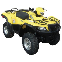Расширители арок для квадроцикла SUZUKI KINGQUAD 450 500 700 750 Direction 2 Inc