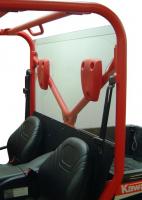 Быстросъёмное заднее стекло Direction 2 Inc для квадроцикла Kawasaki TRX 750