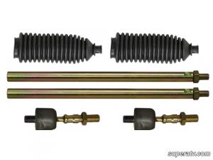 Усиленные рулевые тяги Polaris RZR 900