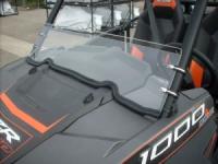 Стекло лобовое (половинка) для Polaris RZR XP1000 UTVA-14