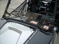 Стекло лобовое 1 2 для Polaris RZR 570 800 900 UTVA-01