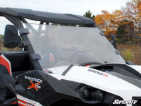 Стекло лобовое Super ATV для BRP Can Am Maverick WS-CA-MAV 715001786