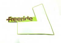 Наклейка BRP Ski Doo правая (Freeride) 516006572