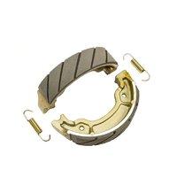 Тормозные колодки задние (барабанные) квадроцикла Yamaha Grizzly 125 3FA-W253A-00-00 Y527G