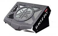 Вынос радиатора LITpro на Yamaha Grizzly 550 700