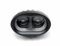 Фара диодная YN-059-20W-SPOT дальний свет